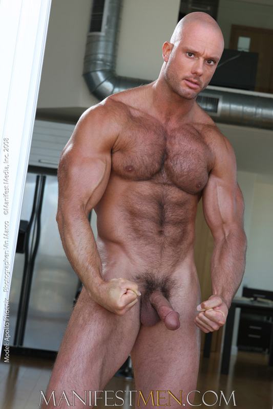 from Riaan gay muscle god