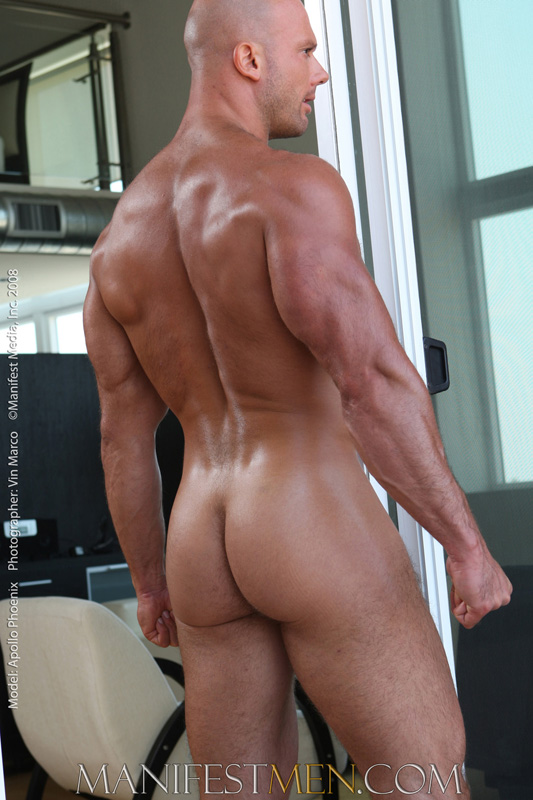from Remy gay muscle god