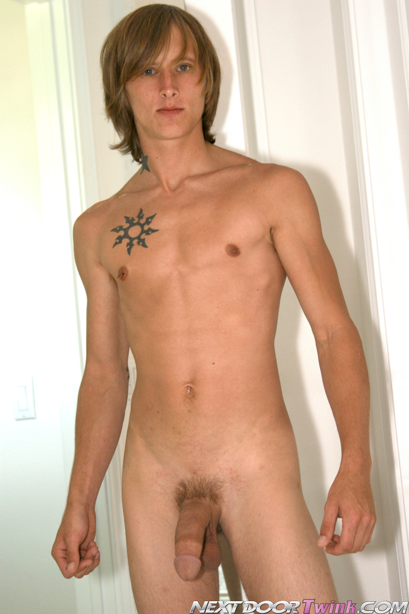 from Spencer cute gay blond guy